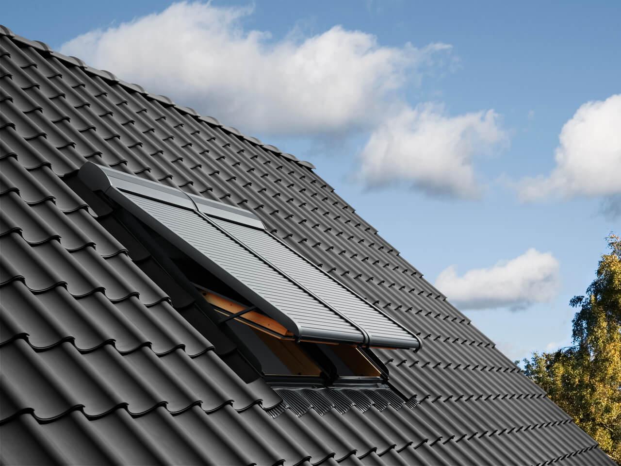 Avvolgibili per velux imap casa for Velux in alluminio