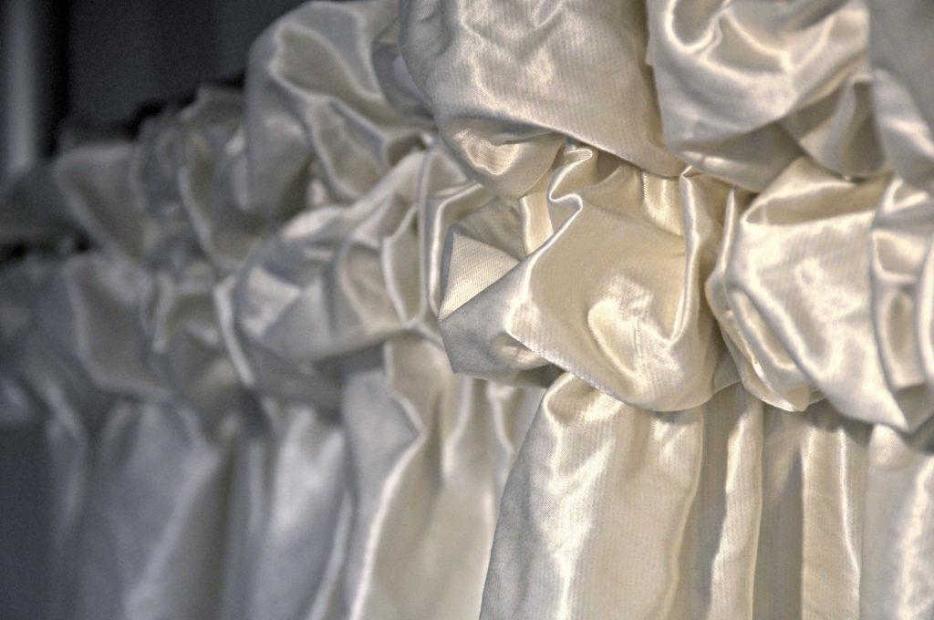 Tende In Tessuto Georgette : Arricciatura delle tende ecco come si fa imap casa
